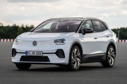 Volkswagen ID.4 First Drive Review