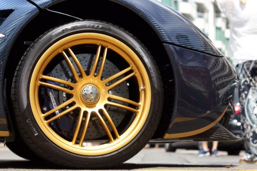 Understanding the Differences between Wheels and Car Rims