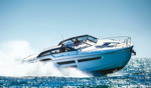 Windy 37 Shamal test drive: Full throttle in this 45-knot Scandi speed machine