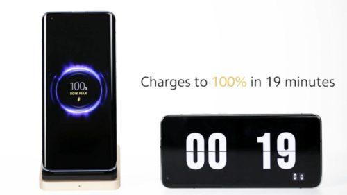 Xiaomi 80W Mi Wireless Charging Tech boasts 19-minute downtime