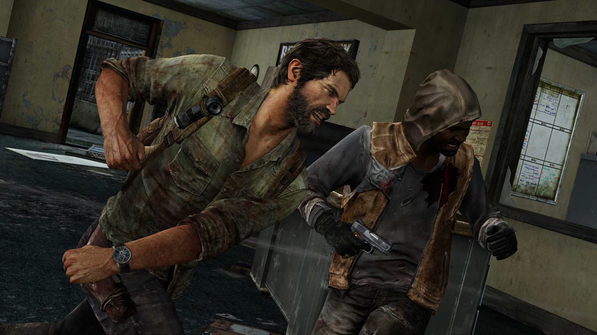 New Last of Us Remastered update cuts the game's load times ahead of PS5 launch