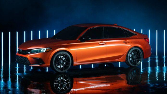 2022 Honda Civic revealed – Sedan, Hatchback, Si and Type R promised