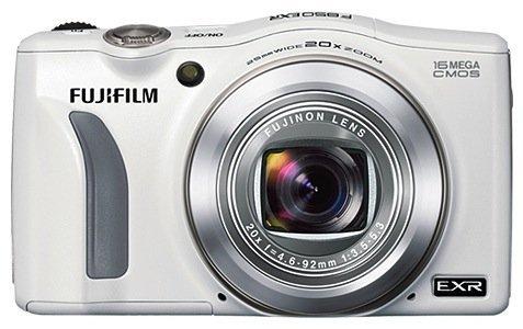 Fujifilm FinePix F850EXR Camera