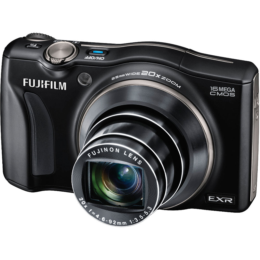 Fujifilm FinePix F750EXR Camera