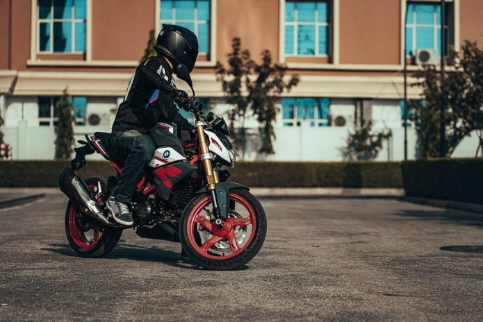 2021 BMW G 310 R First Look