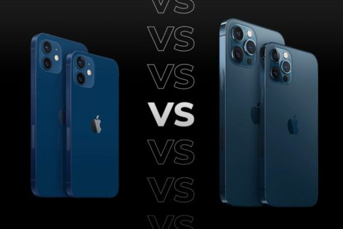 iPhone 12 vs iPhone 12 Pro: What's the difference?