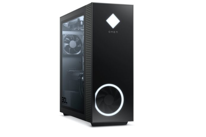 HP has the gaming rig for you with the Nvidia RTX 3080 and RTX 3090 in the Omen 30L