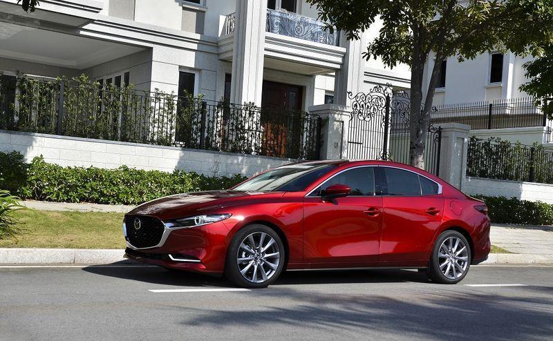 2021 Mazda3 Review