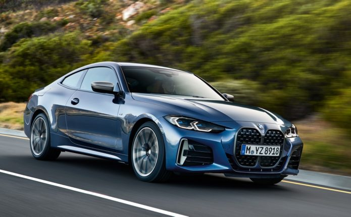2021 BMW 4 Series First Drive Review: Picking The Nose