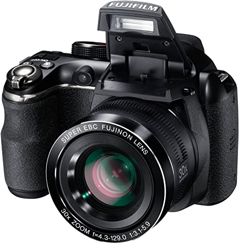 Fujifilm FinePix S4500 Camera