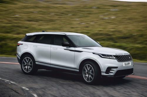 2021 Land Rover Range Rover Velar Review