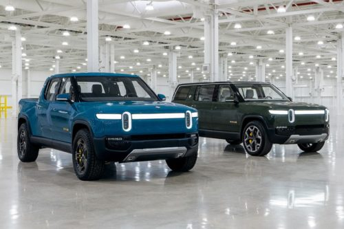 Rivian R1S and R1T EV pricing announced