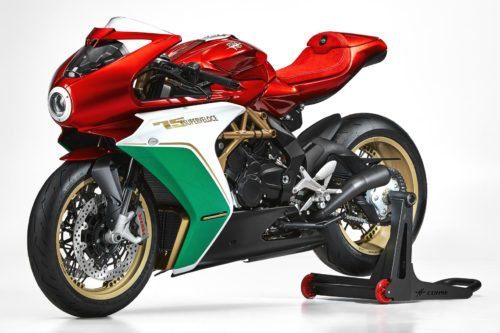 2020 MV AGUSTA SUPERVELOCE 75 ANNIVERSARIO FIRST LOOK