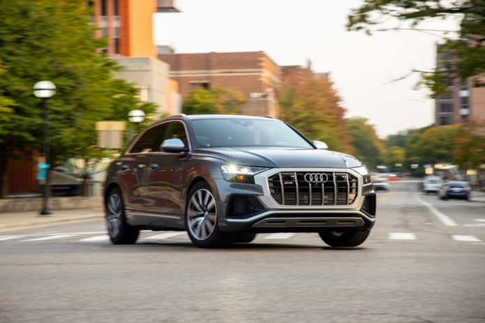 Tested: 2020 Audi SQ8 Drives like a Discount Lamborghini Urus