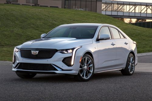 2021 Cadillac CT4 Review