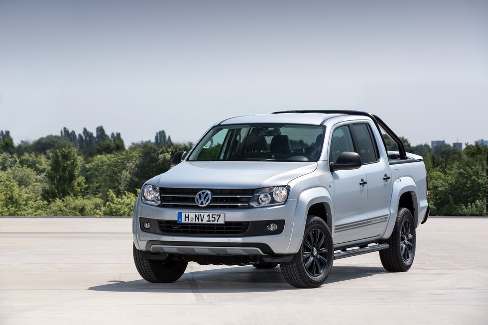 2020 Volkswagen Amarok Still Impresses from Afar