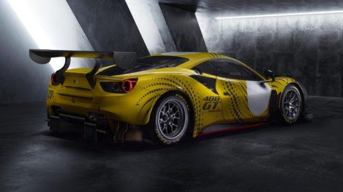Ferrari 488 GT Modificata: Raising the Checkered Flag