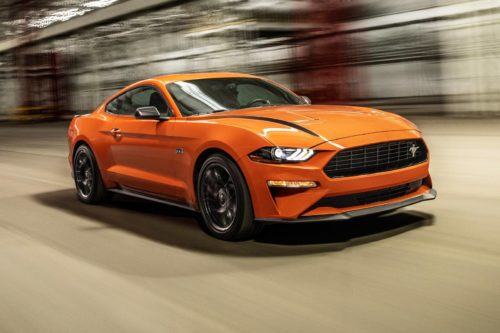 2021 Ford Mustang Review