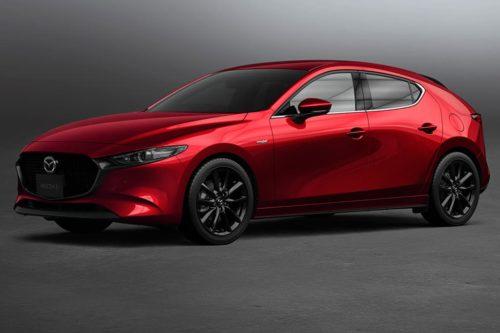 Upgraded Mazda3 revealed