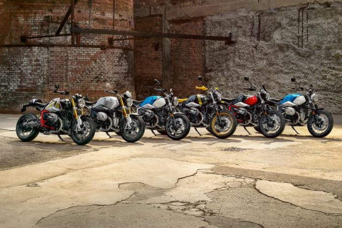 2021 BMW R NINET LINEUP FIRST LOOK (9 FAST FACTS + 32 PHOTOS)