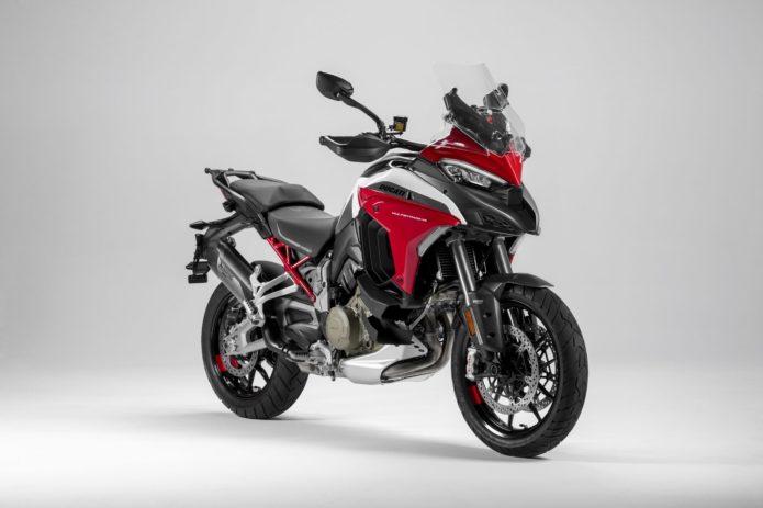 Meet The New Ducati Multistrada V4