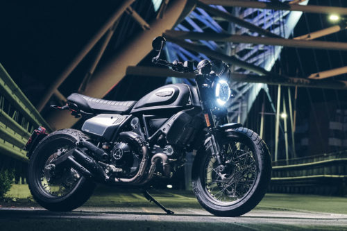 2021 Ducati Scrambler Nightshift First Look (11 Fast Facts)