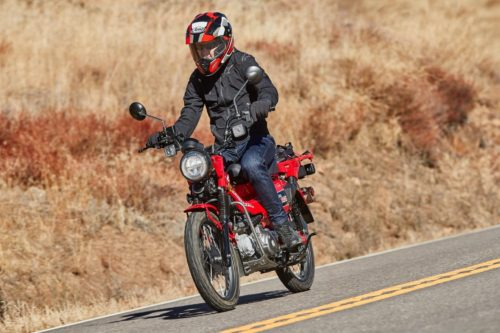 2021 HONDA TRAIL 125 REVIEW (17 FAST FACTS ON- AND OFF-ROAD)