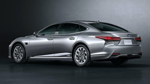 2021 Lexus LS Review