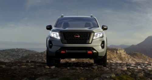 2021 Nissan Navara Facelift Revealed With Posh PRO-4X Version