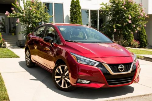 2021 Nissan Versa Review