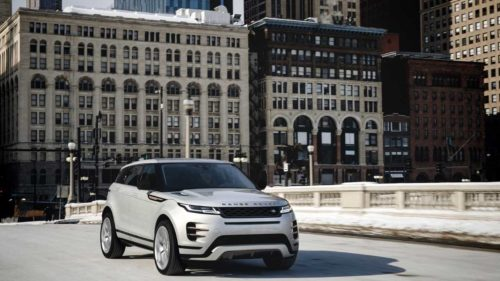 2021 Range Rover Evoque gains new technology and refinement
