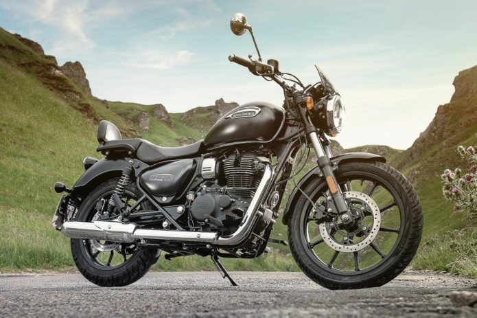 2021 Royal Enfield Meteor 350 First Look (7 Fast Facts, Specs + Photos)