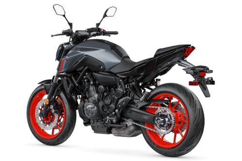 2021 YAMAHA MT-07 FIRST LOOK (9 FAST FACTS: MANY UPDATES)