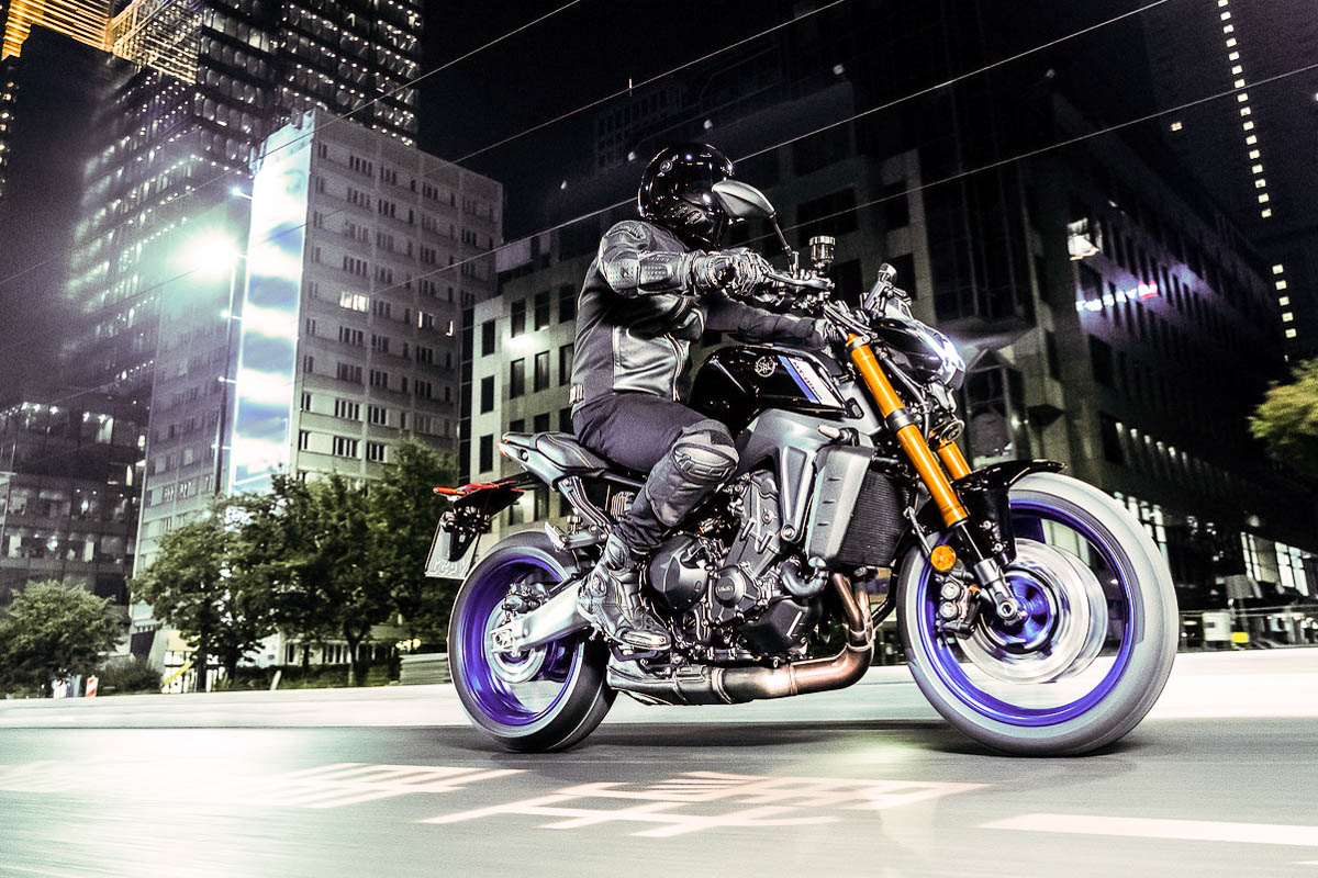 2021 Yamaha MT-09 SP First Look