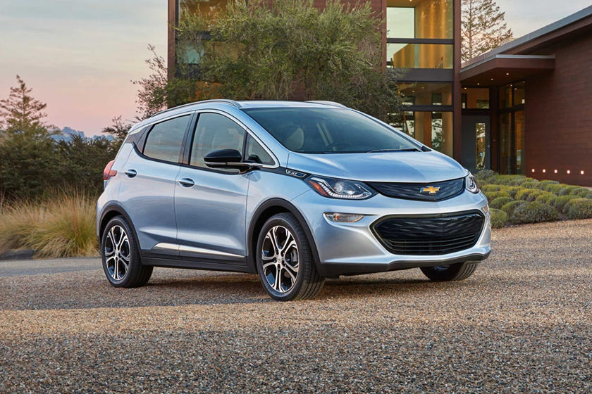 2021 Chevrolet Bolt EV Review