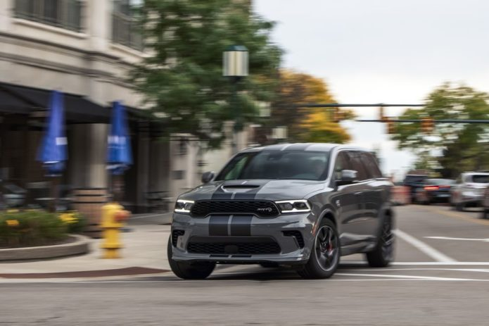 Tested: 2021 Dodge Durango SRT Hellcat Unchains the Family SUV