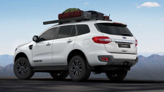 2021 Ford Everest BaseCamp Is A Ranger SUV For Outdoorsy People