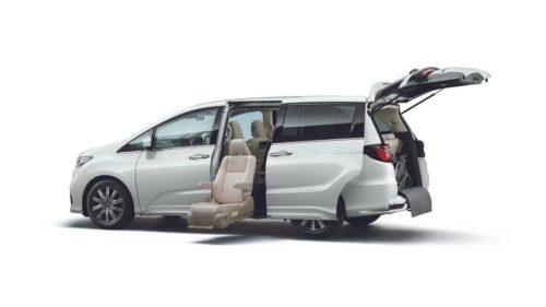 2021 Honda Odyssey JDM model gets outward extending seats