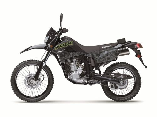 2021 Kawasaki KLX 300 And KLX 300SM First Look