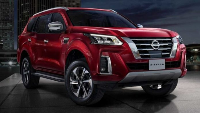 2021 Nissan X-Terra Brings Back A Familiar Name For New-Ish 3-Row SUV