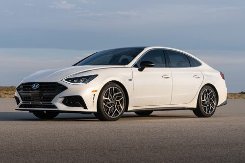 Hot Hyundai Sonata N Line turbo arriving soon