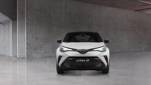 Toyota unveils slick C-HR GR Sport in Europe