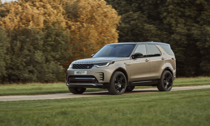 2021 Land Rover Discovery: First Look