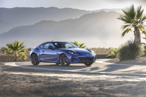 2022 Subaru BRZ: First Look