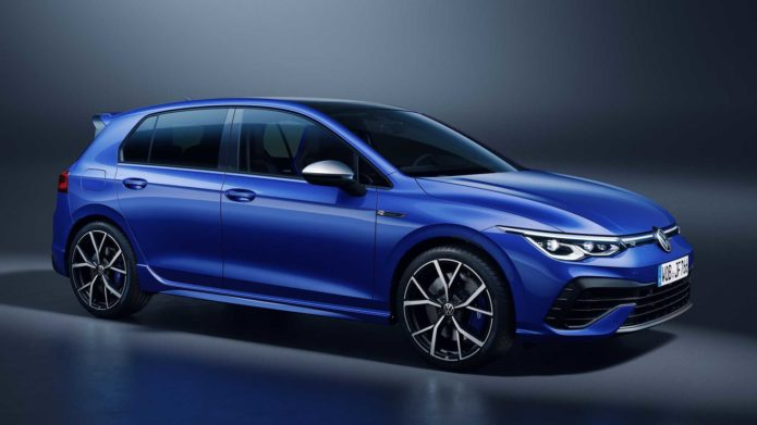 2022 Volkswagen Golf R: First Look