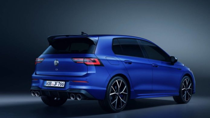 The 2022 VW Golf R is special – but not for the obvious reasons