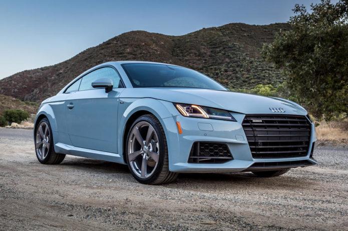2021 Audi TT Review