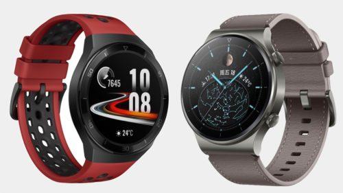 Huawei Watch GT 2 Pro v Huawei Watch GT 2e: What's different?