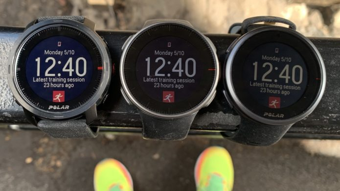 Polar Vantage V2 v Vantage V v Grit X: Polar's latest GPS multisport watches compared