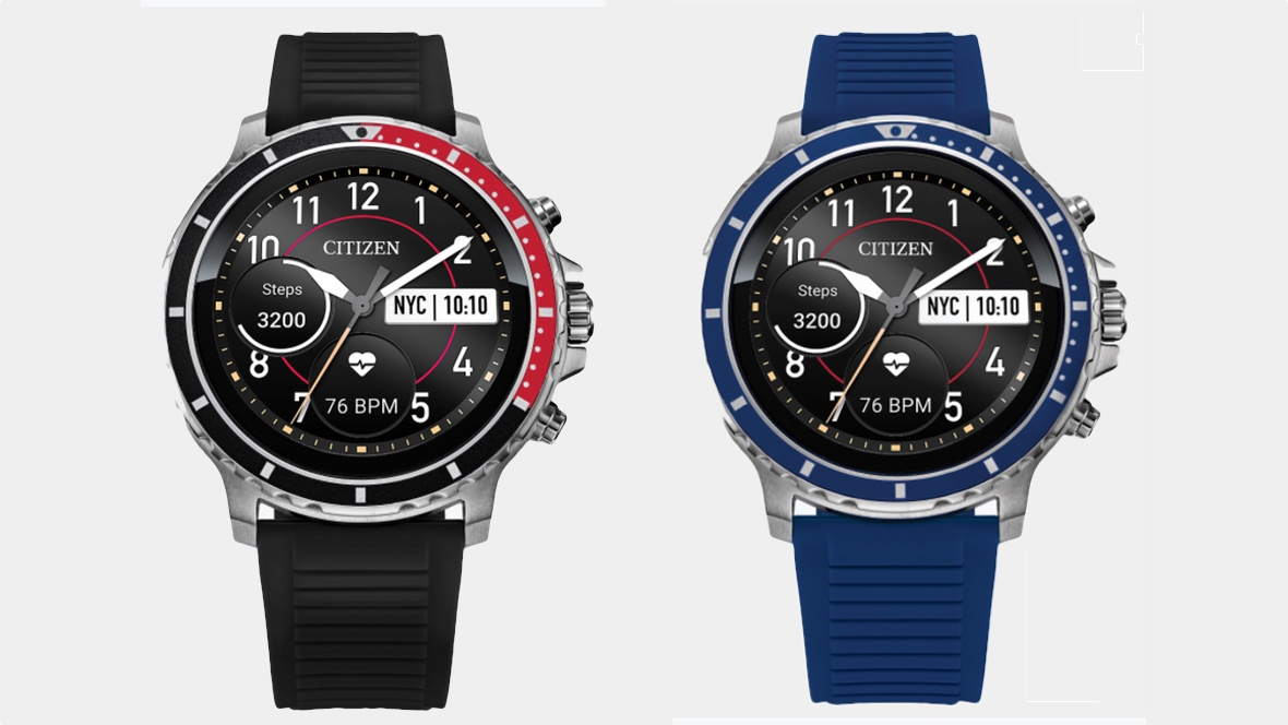 Citizen CZ Smart brings Wear OS to company's first smartwatch